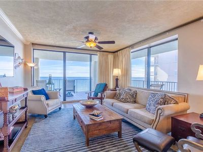 Photo for White Caps 1206: 3 BR / 2 BA condo in Orange Beach, Sleeps 8