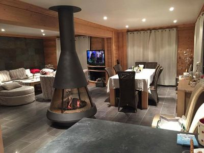 Photo for Beautiful CHALET RENTAL - 3 Valleys - Les Ménuires