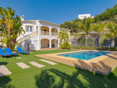 Photo for Luxurious Villa with Swimming Pool at Benissa Valencia