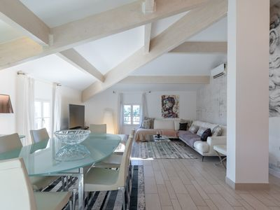 Photo for Délice Apartment, superb STANDING apartment in the heart of SAINT TROPEZ