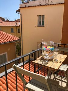 Photo for Beautiful apartment - Old town - Air conditioned - Balcony - Near sea