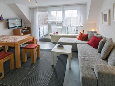 Photo for Apartment, 2 x shower / WC, 2 bedrooms - upper apartment Nelly
