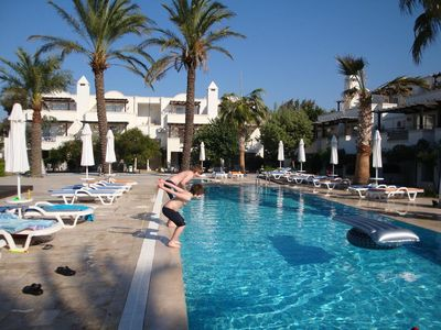 Photo for Bodrum Sea & You 2Bdr Apartment