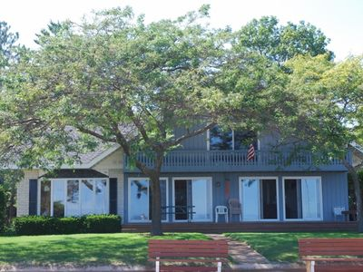 Photo for Beautiful Lake Huron Home with Spectacular Sandy Beach