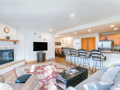 Photo for Bring Everyone! Spacious Four-Bedroom Condo in Mountain Village
