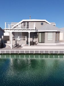 Photo for Cape Cod on the Colorado River- Waterfront House in Moovalya Keys