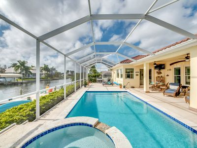 Photo for Roelens Vacations - Villa Lazy Days - Cape Coral