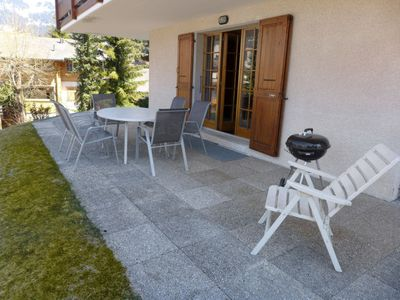 Photo for Apartment Le Miclivier in Villars - 8 persons, 4 bedrooms