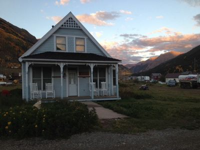 Photo for On OHV Route-Downtown Silverton Historic Mountain Home- White Wolf Haus