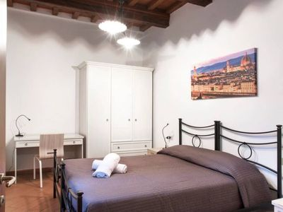 Photo for Oriuolo Palace Fantastic, brand-new apartment in the heart of Florence