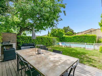 Photo for Villa Bello : for a family stay in Provence