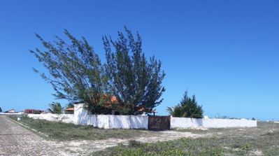 Photo for House in Praia do Coqueiro very close to the sea, very ventilated and safe