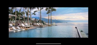 Photo for SaYan Beach best condo in Vallarta, 4,500sqft 4 bedrooms. Best building.