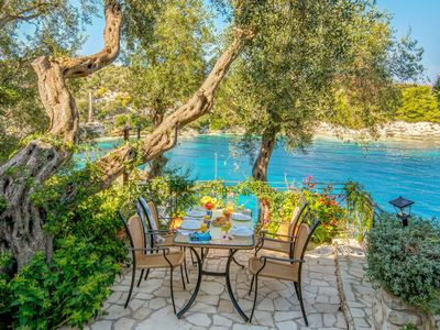 Photo for 2BR Apartment Vacation Rental in Loggos