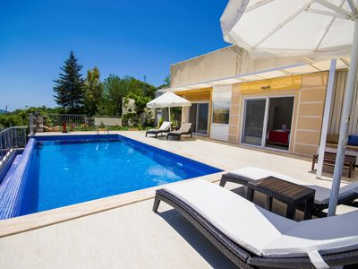 Photo for Secluded Two Bedroom 'Getaway' Villa, Ideal for Small Families or Honeymoons
