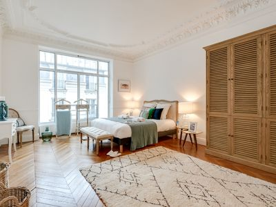 Photo for Stunning 4-bedroom Liege apartment