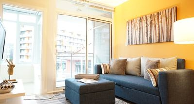 Photo for Bright Condo in the Heart of Olympic Village
