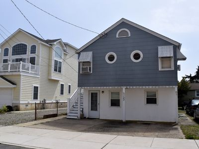 Photo for Great Townsend Inlet beachblock location 1st floor of duplex.