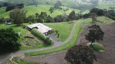 Photo for Country homestead with magnificent views of South Gippsland to Wilson's Prom