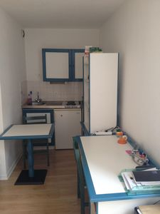 Photo for Quiet and bright furnished studio, downtown in closed residence.