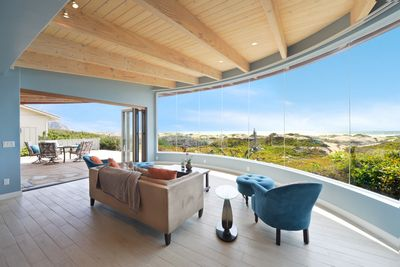 This exclusive home is one of the premiere vacation homes in the central coast.