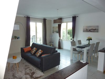 Photo for Spacious independent house in quiet Cap Martin