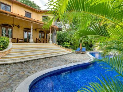 Photo for Secluded Luxury Hacienda- Close to the Beach- Gated, AC, Daily Maid, Surfboards