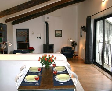 Photo for Village House in a Catalan village, renovated with taste.