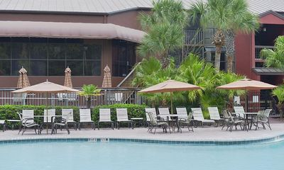 Photo for Stunning Resort with Pool, Jacuzzi, Trails, & WiFi - Just 1 Mile From Disney!