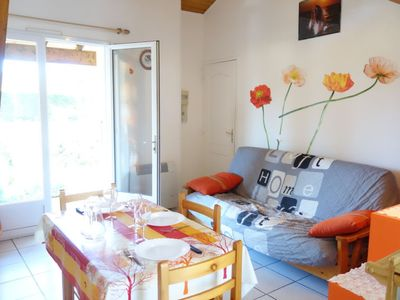 Photo for Vacation home Marais in Vaux Sur Mer - 4 persons, 1 bedrooms