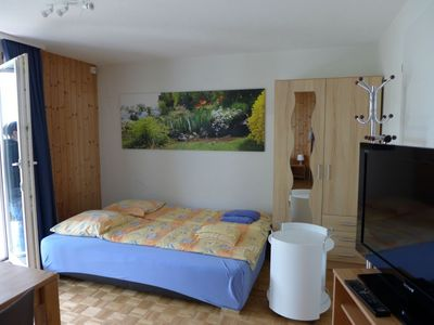 Photo for Apartment in the center of Niederried bei Interlaken with Internet, Parking, Terrace (537273)