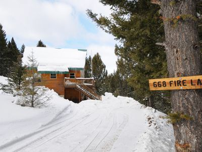 Photo for Lakeview Lodge - Minutes from Georgetown Lake