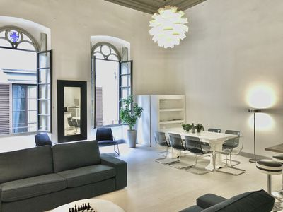 Photo for Modern Palace - Large Apartment with Free Parking