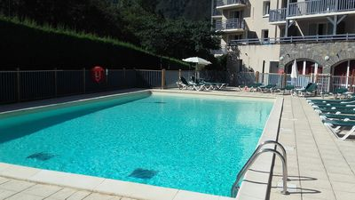 Photo for RESIDENCE WITH HEATED SWIMMING POOL IN THE HEART OF THE VILLAGE BEAUTIFUL BENEFITS