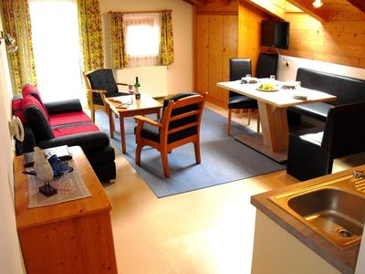 Photo for Apartment - Pension WOLFSEGG