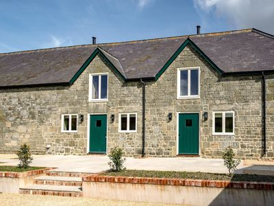 Photo for 2 bedroom Barn in Melbury Abbas - 48804