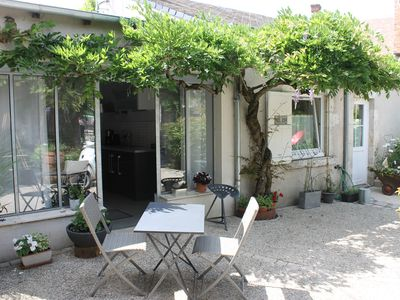 Photo for 1BR House Vacation Rental in Saint-Claude-de-Diray, Centre-Val de Loire