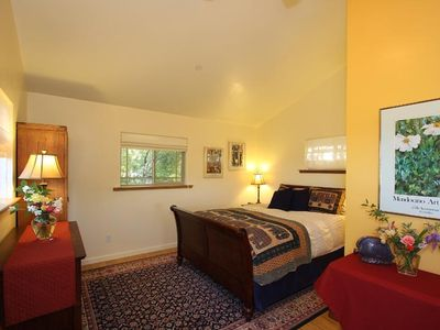Photo for The Farm on West Dry Creek Road, within walking distance to many fine wineries