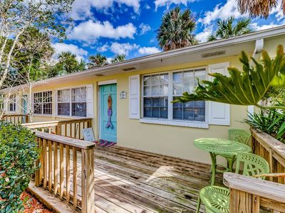Photo for Atlantic Beach Cottage by the  Sea