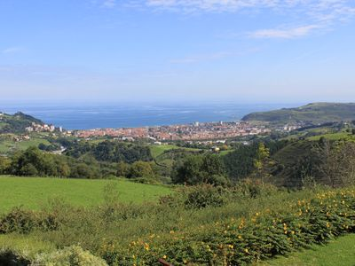 Photo for THE BALCONY OF ZARAUTZ EXPECTACULAR VIEWS TO THE SEA AND THE MOUNTAIN
