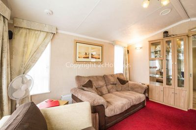 Caravans for hire in Great Yarmouth