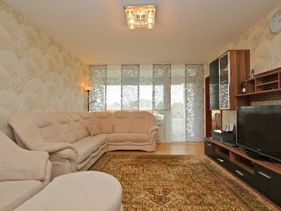 Photo for Apartment in the center of Laatzen with Parking, Internet, Washing machine, Balcony (996413)