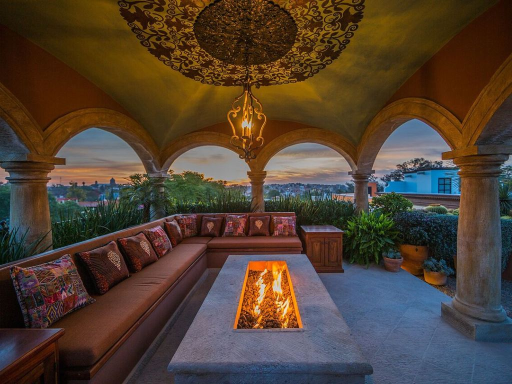 Casa Terrazas The Most Amazing Views In San Miguel With Luxury Accommodations Zona Centro