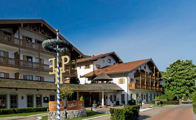 Photo for Family Suite Premium in the Courtyards Valentina and Catherina - Relais & Châteaux Park-Hotel Egerner Höfe
