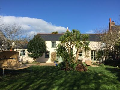 Photo for Beautiful large coastal four-bed character cottage with a big garden