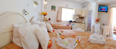 Photo for Evli2 Luxury self catering apartments in best location in Rethymno