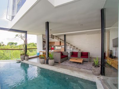 Photo for Villa Celah - Villa Celah is a cosy and modern villa with pool located in a quiet area in the South