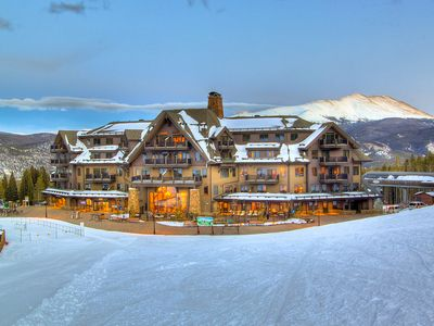 Photo for New Luxury 2Bedroom on Upper Floor Ski In/Ski Out in Breckenridge
