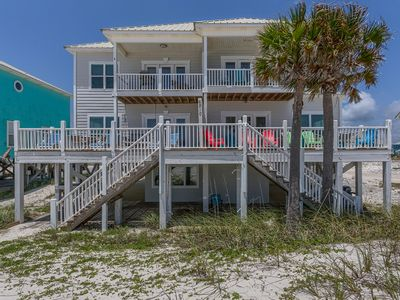 Photo for Sea Oats E Fort Morgan Gulf Front Vacation House Rental - Meyer Vacation Rentals