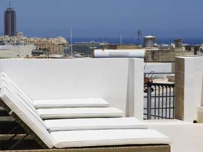 Photo for NEW! Renovated Maltese townhouse in SLIEMA